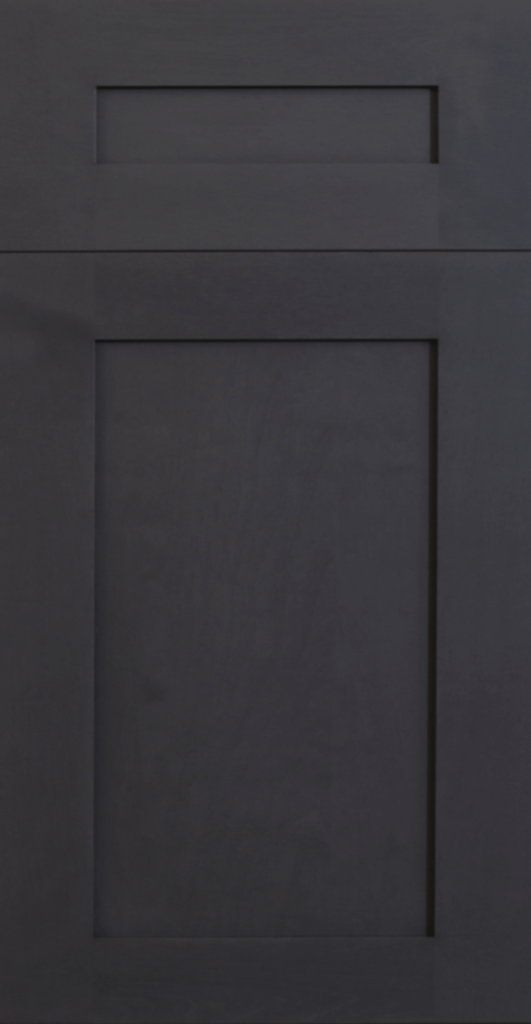 Valleywood Ideal Gray shaker kitchen cabinets door and drawer sample