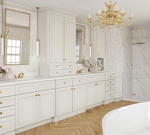 GF fabuwood traditional cabinets door mm