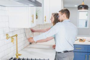 Five things I wish I knew before installing my own back splash
